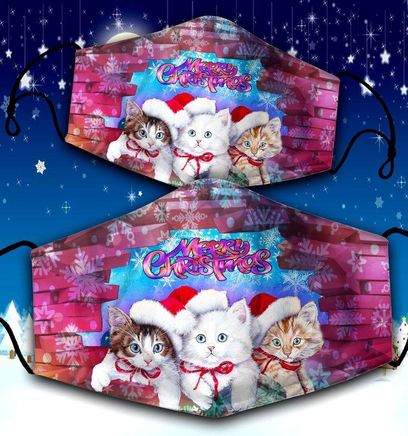 Lovely Cat Welcome Christmas 6