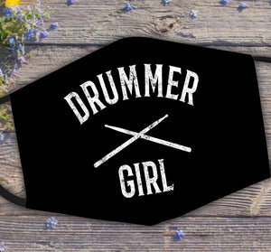 Drum Drummer Girl