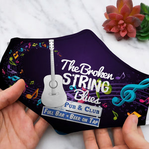 GUITAR THE BROKEN STRING