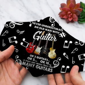 GUITAR FOUR GUITARS 2