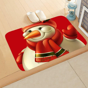 Doormat Merry Christmas Decor for Home KT10
