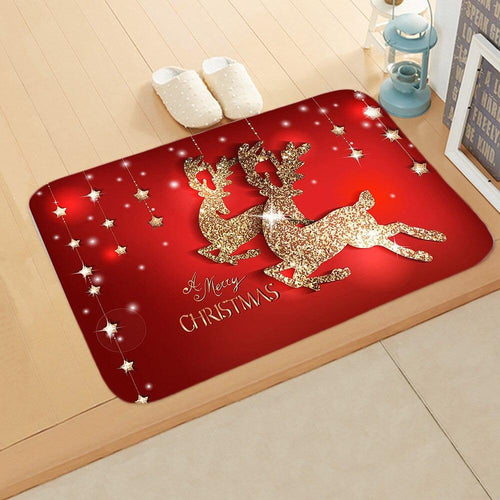 Doormat Merry Christmas Decor for Home KT15