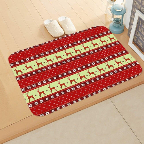 Doormat Merry Christmas Decor for Home KT08