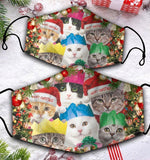 Lovely Cat Welcome Christmas 7