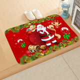 Doormat Merry Christmas Decor for Home KT11