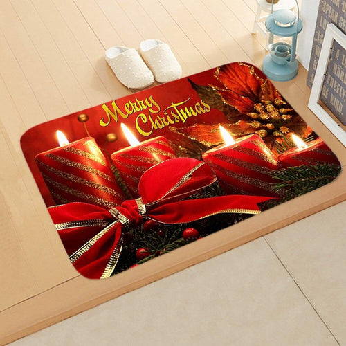 Doormat Merry Christmas Decor for Home KT14