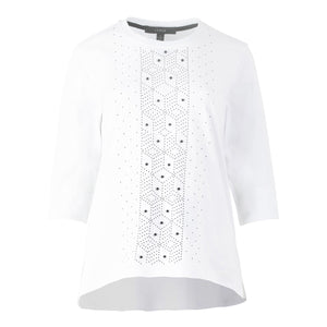 Lorde Top - White