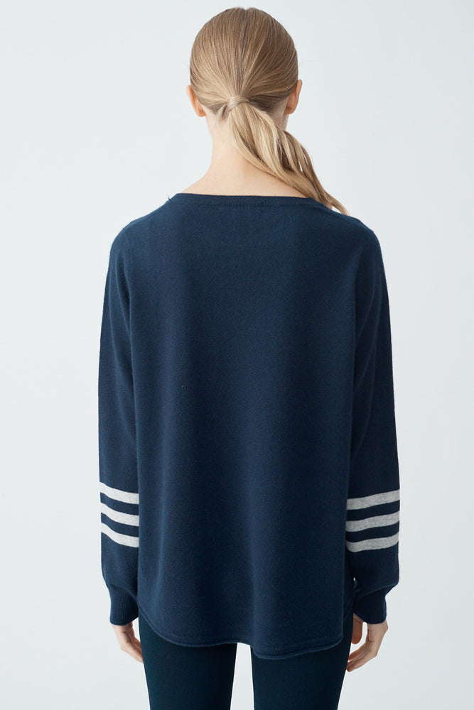 Load image into Gallery viewer, Superstar Sweater - Mariner