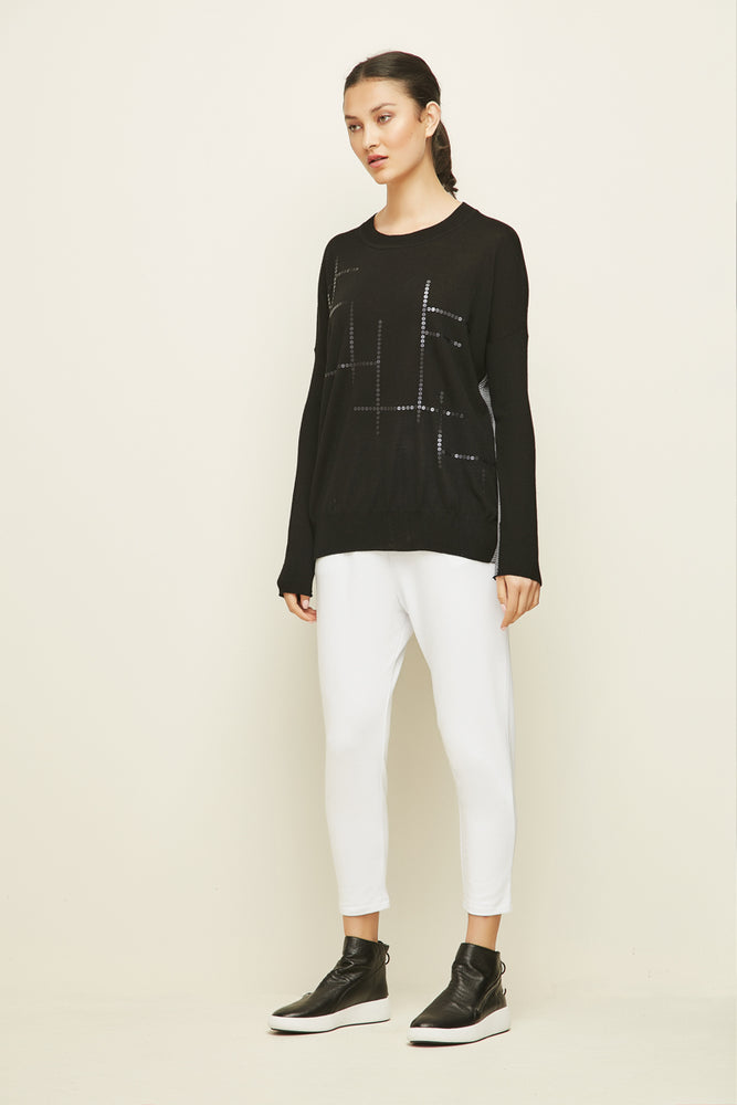 Outset Sweater - Black