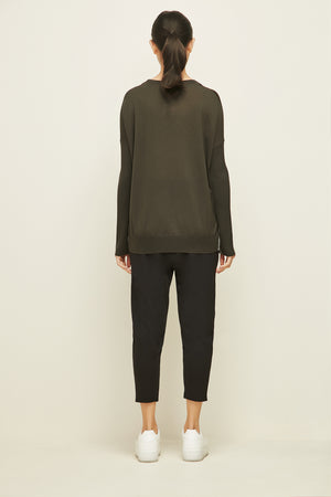 Load image into Gallery viewer, Outset Sweater - Safari