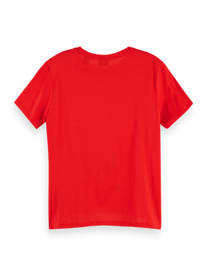 Load image into Gallery viewer, Basic Short Sleeved T Shirt - Red
