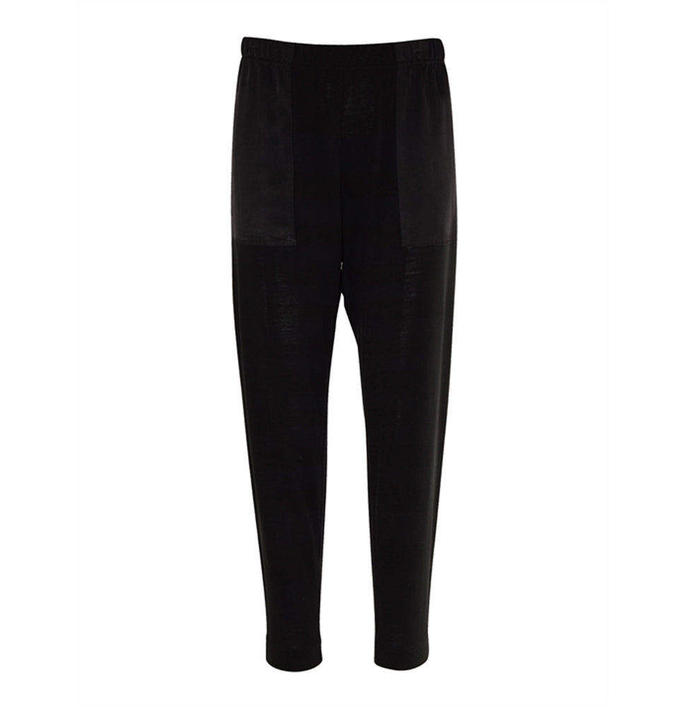 Load image into Gallery viewer, Gabriella Wool Jogger - Black