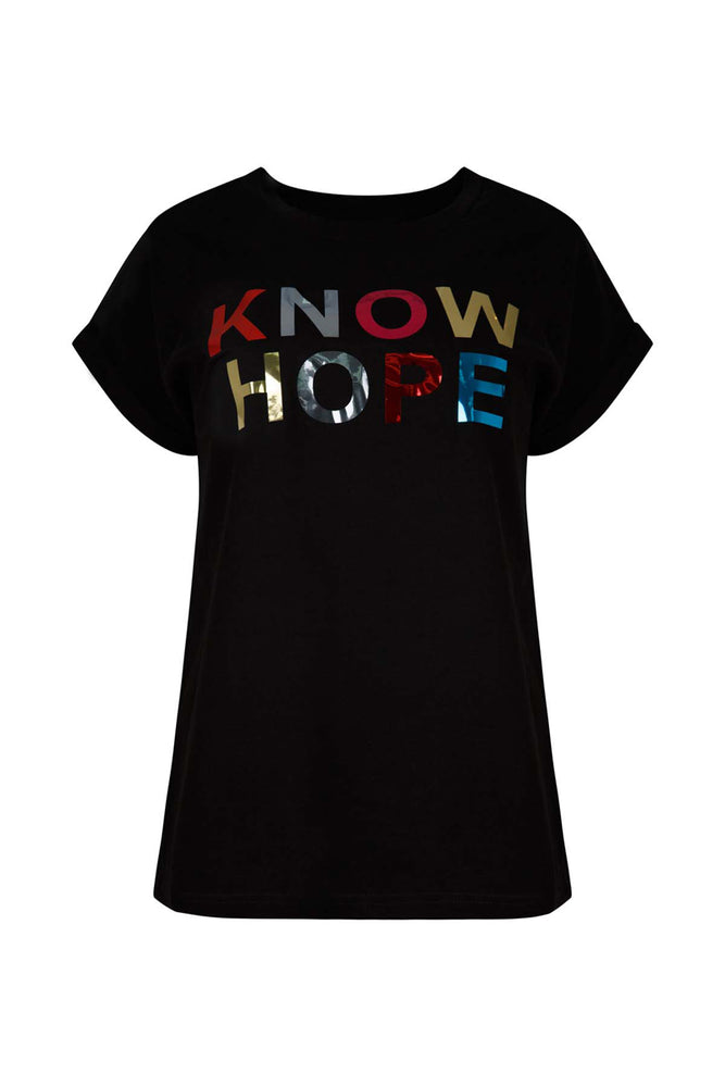 Load image into Gallery viewer, Know Hope - Black