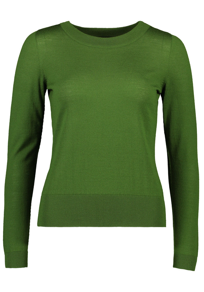 Load image into Gallery viewer, Crop Crew Sweater - Opal