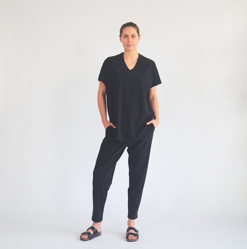 Load image into Gallery viewer, Base Pant - Black
