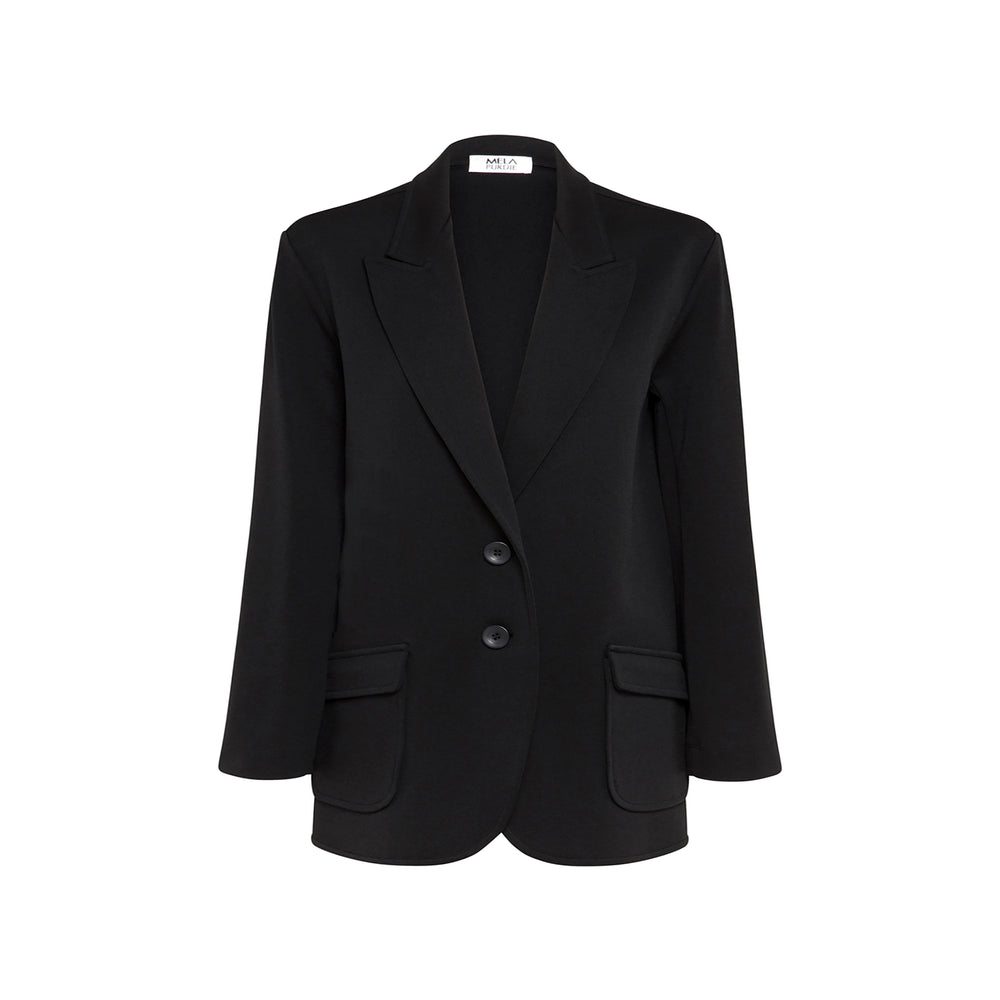 Signature Blazer - Black