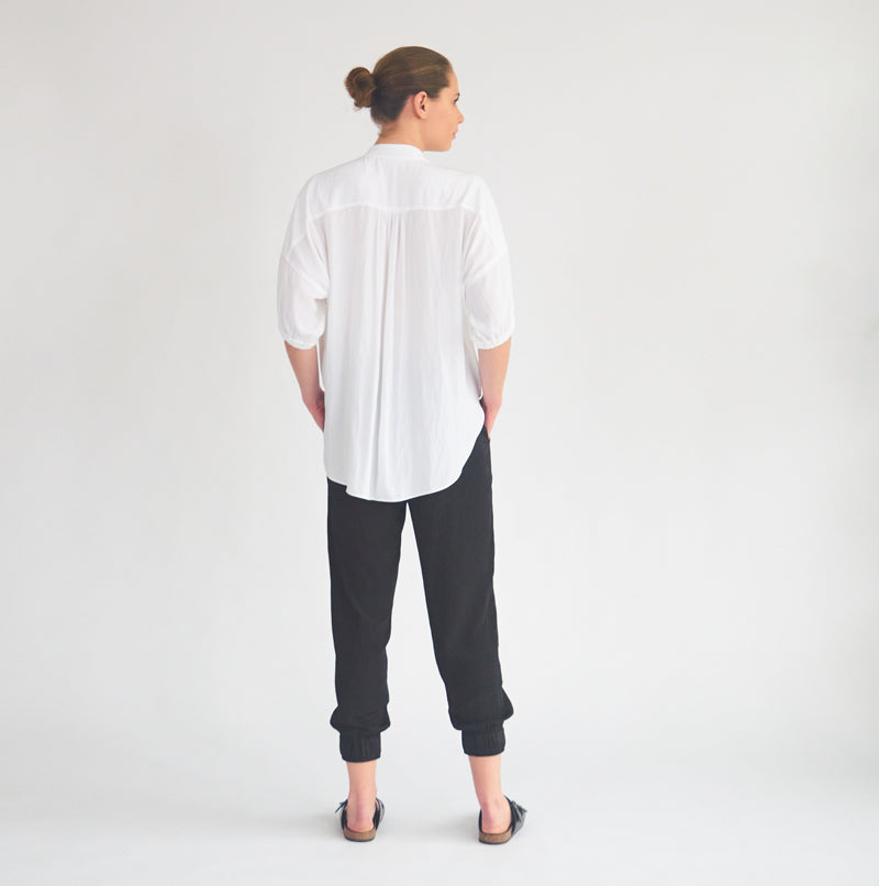 Gravity blouse - White