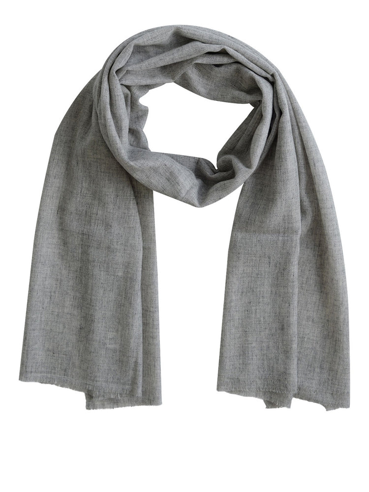 Load image into Gallery viewer, Nepal Pashmina - Grey Marle