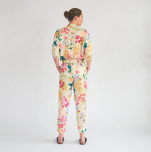 Load image into Gallery viewer, Gravity blouse - Vivid floral print