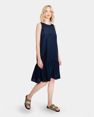 Load image into Gallery viewer, Lucy Dress - Navy