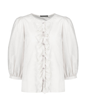 Load image into Gallery viewer, Missy Blouse - White
