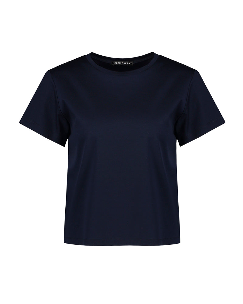 Load image into Gallery viewer, Crew T-Shirt - Navy