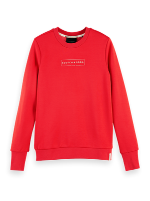 Load image into Gallery viewer, Logo Detail Sweater