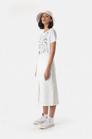 Meadow T-Shirt - White