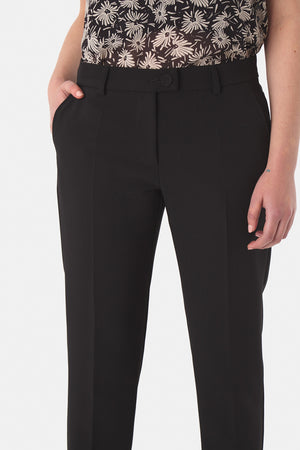 Load image into Gallery viewer, Quentin Trouser - Black