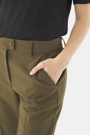 Load image into Gallery viewer, Quentin Trouser - Olive