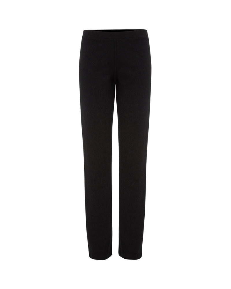 Load image into Gallery viewer, Slim Leg Pant - Black