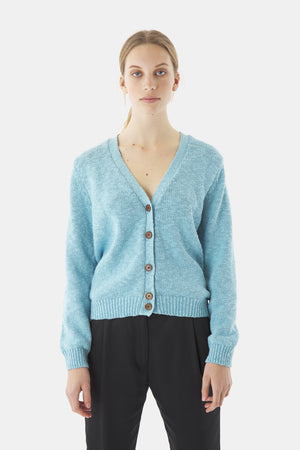 Load image into Gallery viewer, Summer Cardigan - Blue
