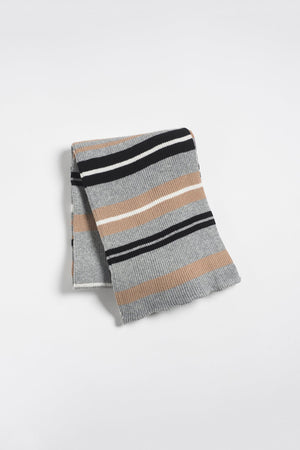 Load image into Gallery viewer, Carnaby Scarf - Grey Marle