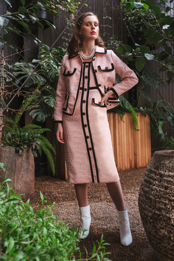 Michael Boucle Fit for a First Lady collection