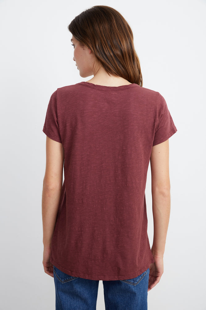 Tilly tee - Pink