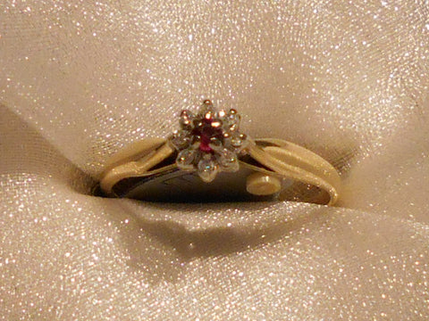 Picture of Ladies' Ring E4198
