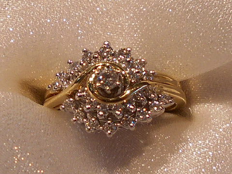 Picture of Diamond Ring E3586