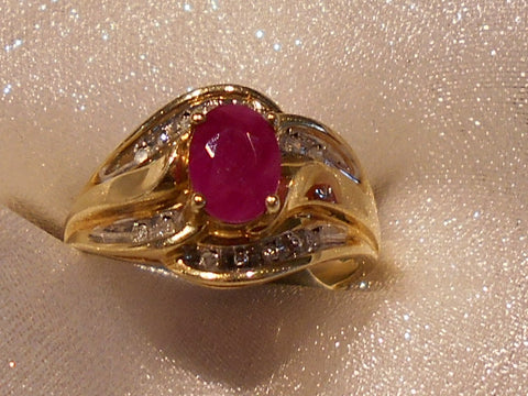 Picture of Ladies' ring E3514