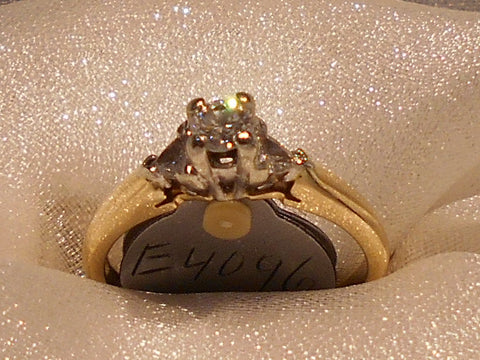 Picture of Diamond Ring E4096