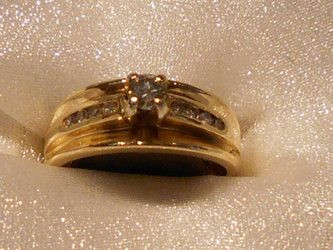 Picture of Diamond Ring E3748