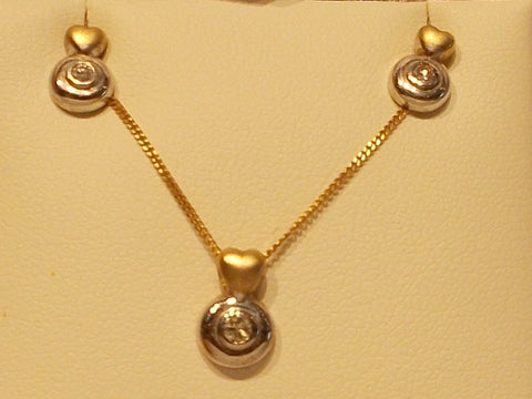 Picture of Pendant set T20640