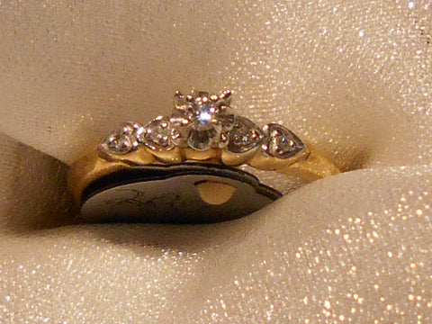 Picture of Diamond Ring B1254