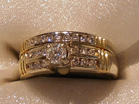 Picture of Wedding set E3979