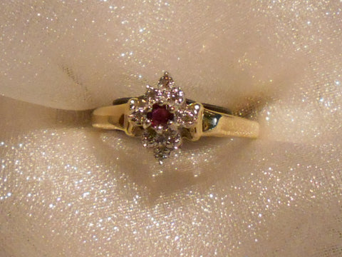Picture of Ladies' Ring E4447