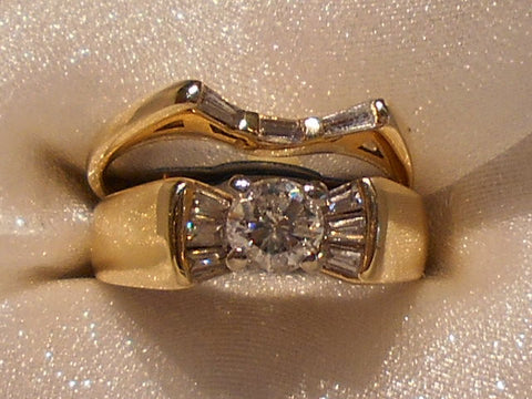 Picture of Wedding set E3998