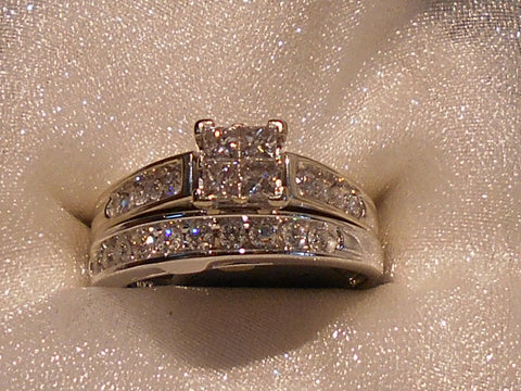 Picture of Wedding set E4539