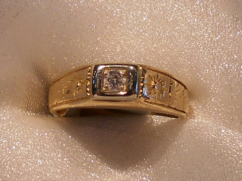 Picture of Men's ring E3507