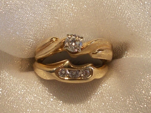 Picture of Wedding set E2702