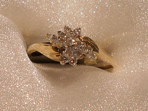 Picture of Diamond Ring E4619