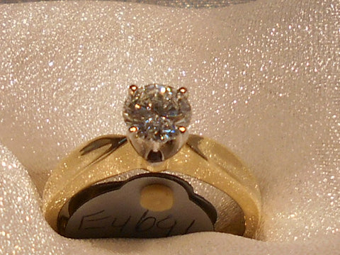 Picture of Diamond Ring E4691